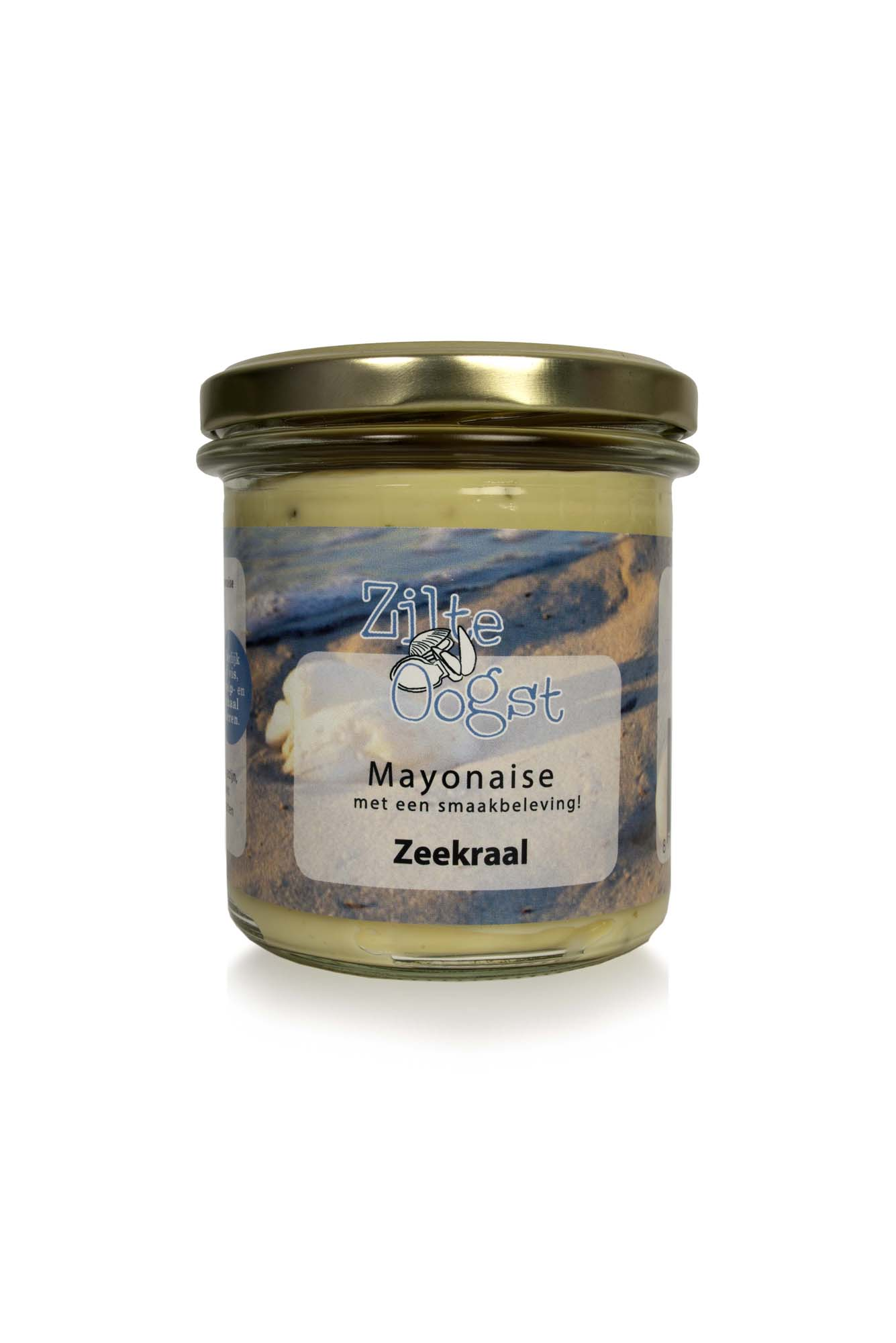 Mayonnaise with samphire 280 ml