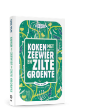 Koken met zeewier en zilte groente (Cook with seaweed and salty vegetables)